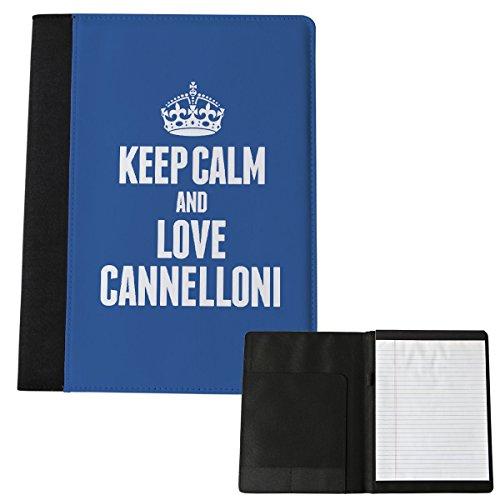 azul-keep-calm-and-love-canalones-gran-bloc-de-notas-0897