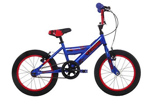 Tribe Patrol 16, Boys BMX Bike, Kids 16 Inch Wheel Bicycle With Number Plate Best Price and Cheapest