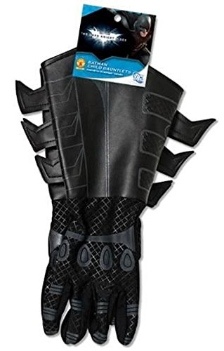 Rubie 's Offizielles Batman Handschuhe, Kind Kostüm-EINE Größe