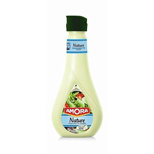 Amora vinaigrette nature légère 450 ml - ( Prix Unitaire ) - Envoi Rapide Et Soignée