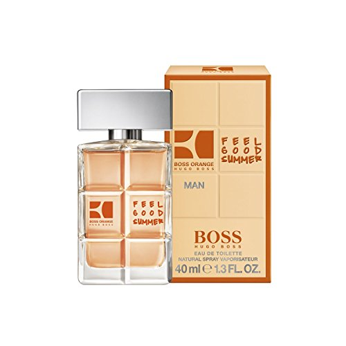 Hugo Boss Orange Man Feel Good Summer Eau De Toilette 60 ml (man)