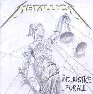 And Justice for All [CASSETTE]