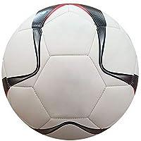 C.N. Ballon de Football Professionnel résistant à l'usure,Blanc,1
