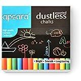 Apsara Assorted Dustless Chalks