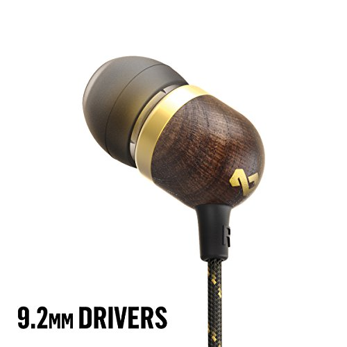 71b9c0f70be House of Marley Smile Jamaica In-Ear Headphones - In-line Microphone with 1