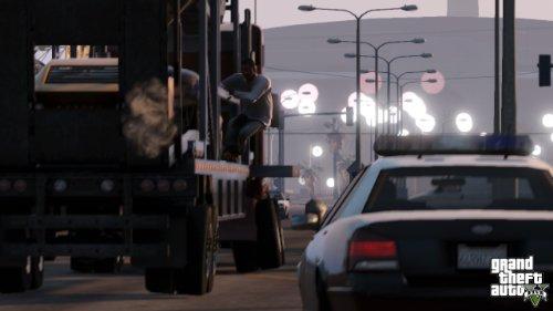 Grand Theft Auto V – [PlayStation 3] - 7