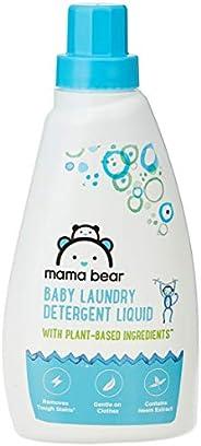 Amazon Brand - Mama Bear Plant Based Baby Laundry Detergent Liquid - 500 ml