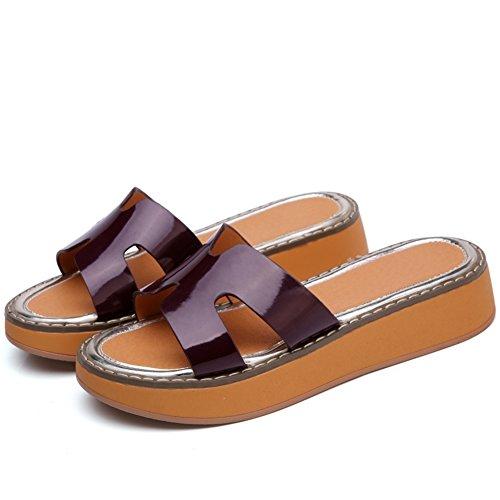 Signora,Estate,Pantofole/Usura,Flat,Casual Pantofole C