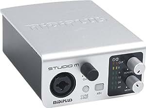 Kadence Midiplus USB Audio Interface - Studio M