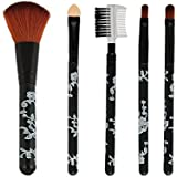 PinkDoze Professional Make Up Brush Set (Pack Of 5)