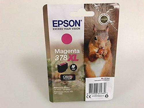 Preisvergleich Produktbild Epson Druckerpatronen für Epson Expression Photo XP-8500 XP-8505 Expression Photo HD XP-15000 (magenta XL)