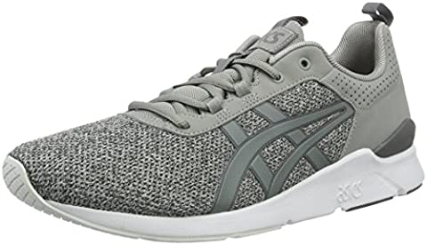 Asics Unisex-Erwachsene Gel-Lyte Runner Low-Top, Grau (Light Grey/Light Grey), 40.5 EU