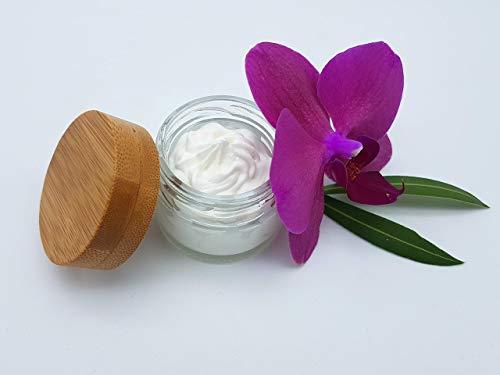 Deocreme Ginkgo Limette 30 ml Testergröße, ohne Aluminium und Konservierungsstoffe, plastikfrei, vegan, ohne Palmöl, wirksames Deo von kleine Auszeit Manufaktur
