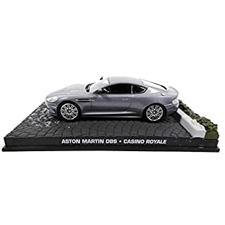 James Bond Aston Martin DBS 007 Casino Royale 1/43 (KY02)