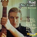 Songtexte von Rod McKuen - Early Harvest