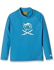 iQ UV 300 camiseta niños mangas largas, ropa de protección UV