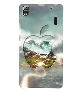 ColourCraft Creative Image Design Back Case Cover for LENOVO A7000 TURBO