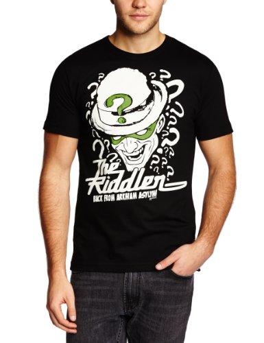 Logoshirt Herren T-Shirts  Easy Fit Batman-The Riddler, -