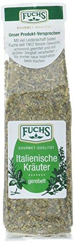 Fuchs Italienische Kräuter, 4er Pack (4 x 25 g)