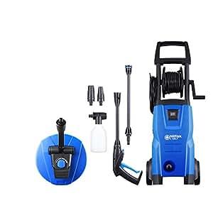 Nilfisk 128470821 C 125.7-6 P X-tra Hochdruckreiniger, 1500 W, 230 V, Blau