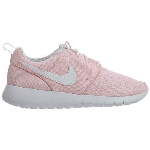 Nike Roshe Run 599729, Mädchen Laufschuhe Training Prism Pink/White/Safety  Orange ...