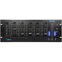 NEWHANK ROOMMATE MIXER 19 5 CHANNEL 4 ZONE 4U [1] Pro-Series (Epitome Verified)
