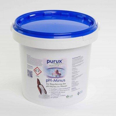 ph Senker 7,5 kg GRANULAT, ph minus E514 Lebensmittelqualität