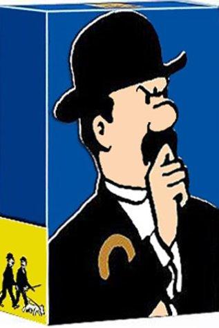 Les Aventures de Tintin : Dupond et Dupont - Coffret 6 DVD : Les Cigares du Pharaon / Le Lotus bleu / L'île noire / Le Sceptre d'Ottokar / Tintin au pays de l'or noir / Les Bijoux de la Castafiore