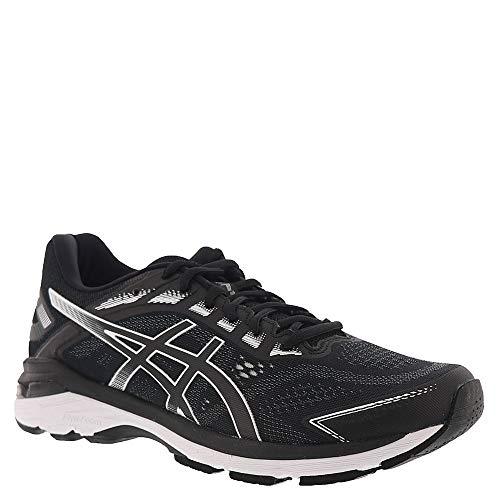 ASICS - Herren GT-2000 7 (4E) Schuhe, 45 4E EU, Black/White
