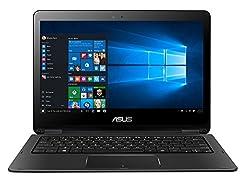 Asus TP301UJ-C4011T 13.3-inch Laptop (Core i5-6200U/8GB/1TB/Windows 10/2GB Graphics), Black