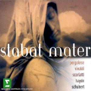 Stabat Mater : Pergolese, Vivaldi, Scarlatti, Haydn, Schubert (Coffret 4 CD)