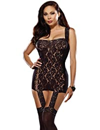 c741909f7f0 Suchergebnis auf Amazon.de für  Satin Sheer - Kleider   Damen ...