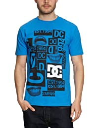 DC shoes t-shirt grin homme