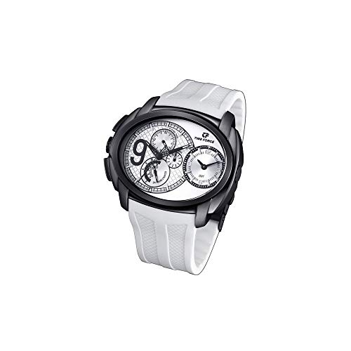 Time Force TF3330 M11 - Orologio uomo gomma