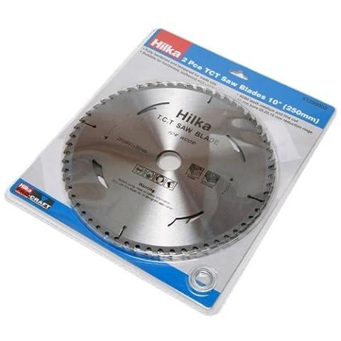 Hilka 51250002 10-inch Pro Craft TCT Saw Blade