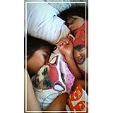 Kinderkissen für Babybettausstattung Babykopfkissen, Namenskissen, Kissen mit Namen, Taufgeschenk, Fotogeschenk, Foto, Kuschelkissen für Kinderwagen, Wiegen, Laufstall, Babywagen und Buggy