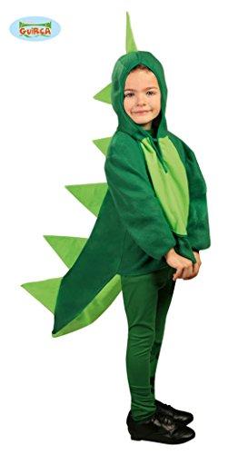 Dinosaurier Kostüm für Kinder Gr. 110-146, Größe:110/116 (Dino 2 Kinder Kostüme)