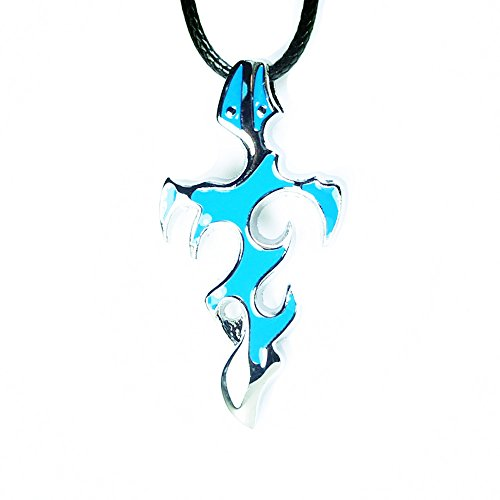 bodya-mens-stainless-steel-blue-tribal-sword-cross-pendant-necklace-gothic-punk-gothic-jewelry