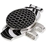 Segolike High Quality Alloy Golf Magnetic Ball Marker With Hat Clip Golf Accessories - B072XQD2ST