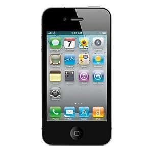 Apple iPhone 4S Smartphone (8,9 cm (3,5 Zoll) Touchscreen Display, 8 Megapixel Kamera, 64GB, UMTS, iOS 5) schwarz