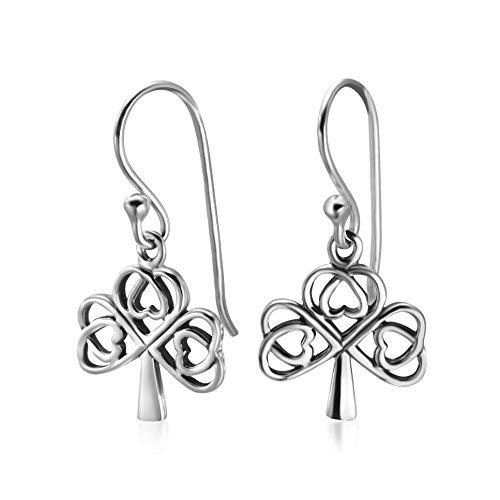 925-sterling-silver-celtic-heart-love-shamrock-drop-earrings
