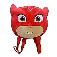 PJ MASKS Owlette Plush Backpack