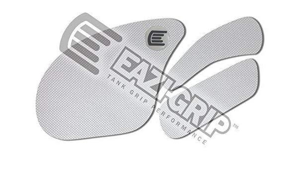 eazi-grip Kawasaki ZX6R 2005/ /2006/Tank Grips Clear Pro