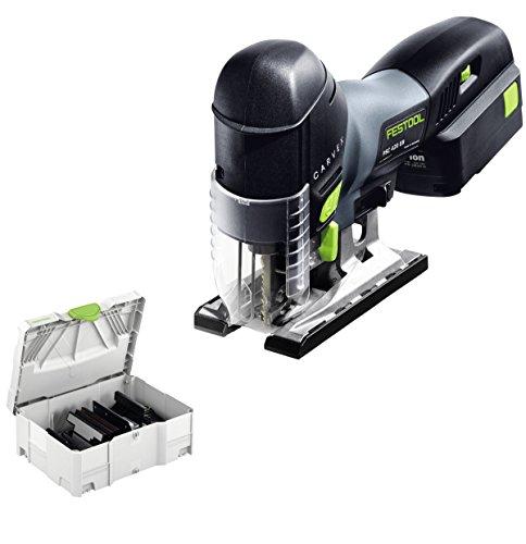 Preisvergleich Produktbild Festool Akku-Pendelstichsäge PSC 420 EB Li 18-Set-85136492