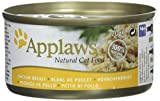 Applaws Cat Food Tin 70g Chicken Breast