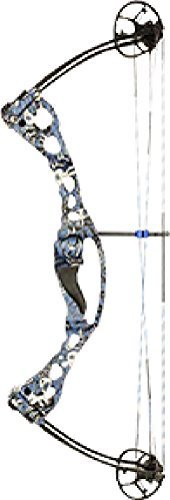 """Fin-Finder 31"""" 30-40 lb Poseidon Bow, Fin-Finder Camouflage, Right by Kinsey's Archery"""