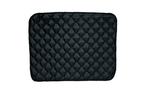 EIN Komplett (4 stück) Bandagierunterlagen aus 100% Baumwolle. In 4 Farben erhältlich. (Schwarz)