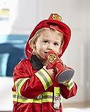 Melissa & Doug Kinderkostüm Feuerwehrmann...Vergleich