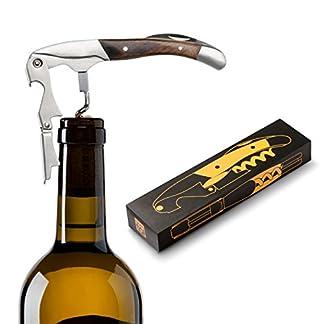 3-in-1-Premium-Korkenzieher-Flaschenffner-Und-Schneidewerkzeug-In-Edler-Geschenkverpackung-Handgearbeitet-Aus-Feinstem-Berg-Ahorn-Ergonomischer-Griff-Design-aus-Deutschland-von-Blumtal