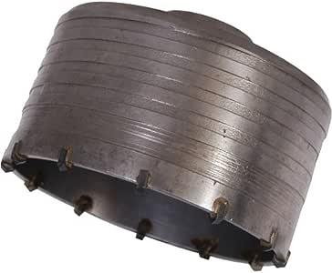 Silverline Hartmetall-Bohrkrone 125 mm